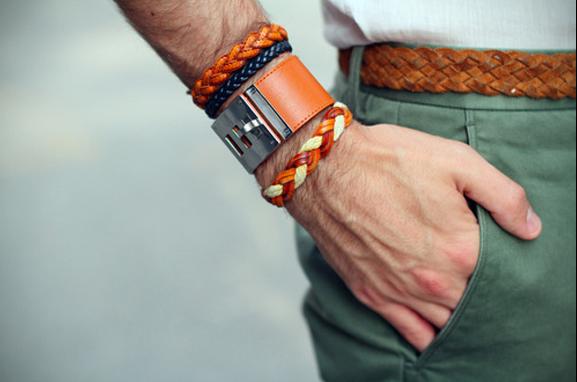 Pulseiras com braceletes